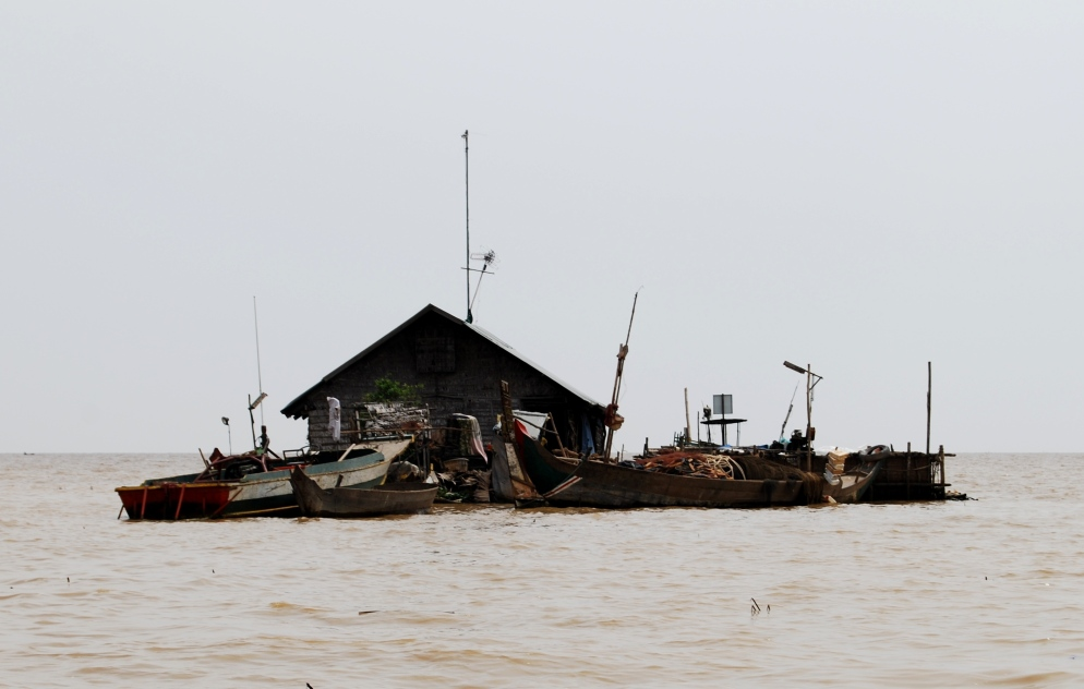 The Floating Villages of Siem Reap