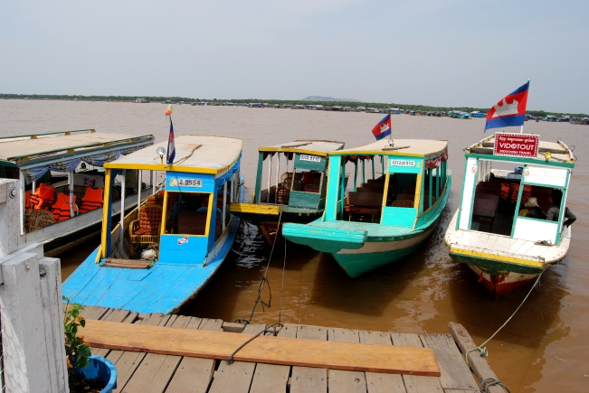 Floating Villages of Siem Reap