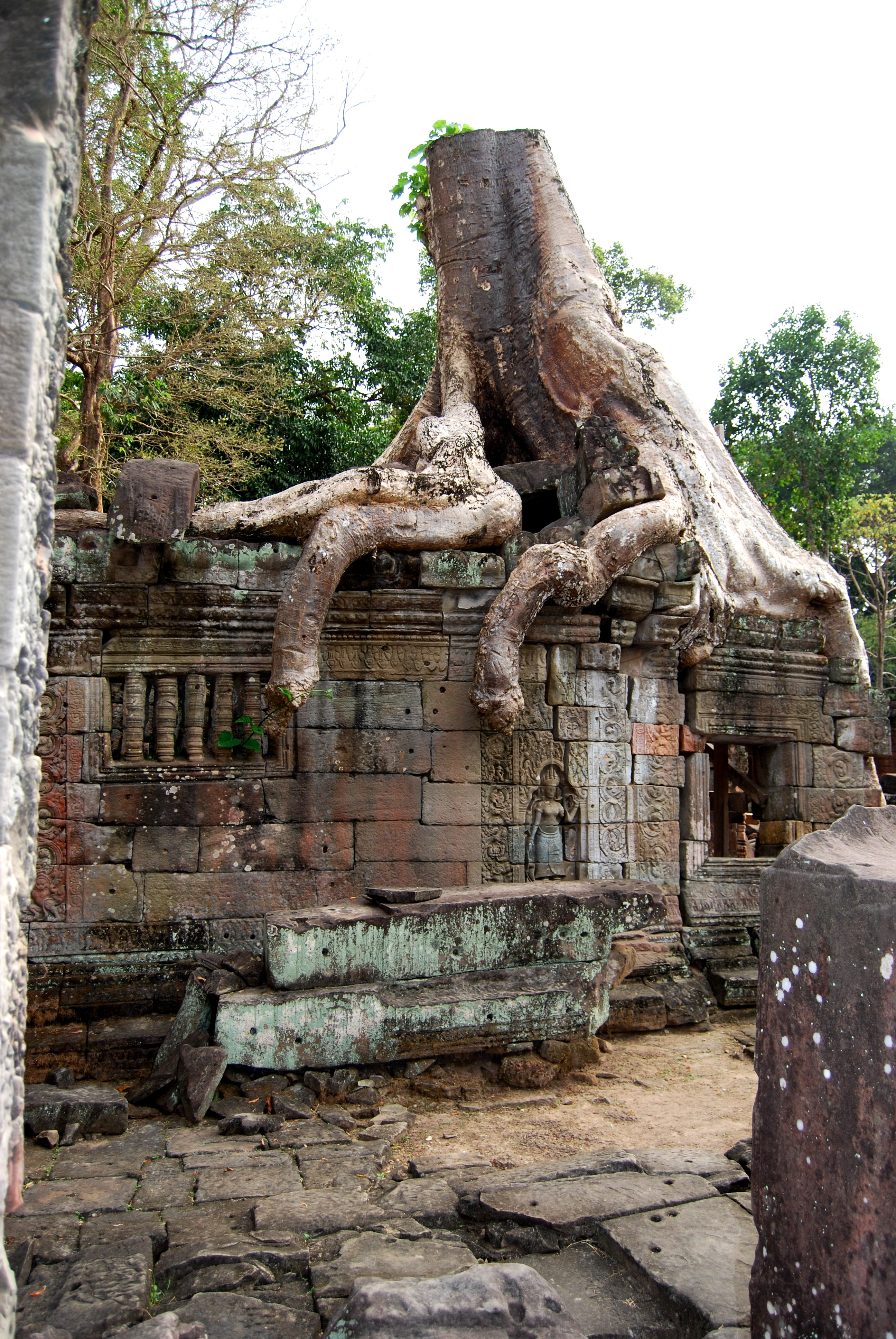 Ancient Relics of Angkor Wat