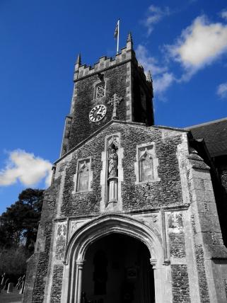 Sandringham's little church