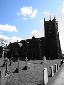 Sandringham's little church