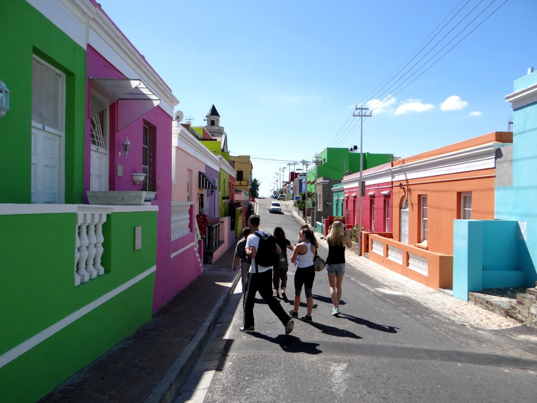 The Colourful Bo-Kaap of Cape Town