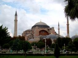 Hagia Sophia, Turkeys' Church-turned-Mosque