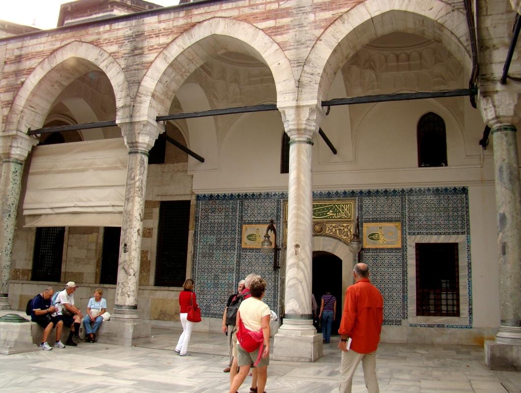 Conqueror's Pavilion