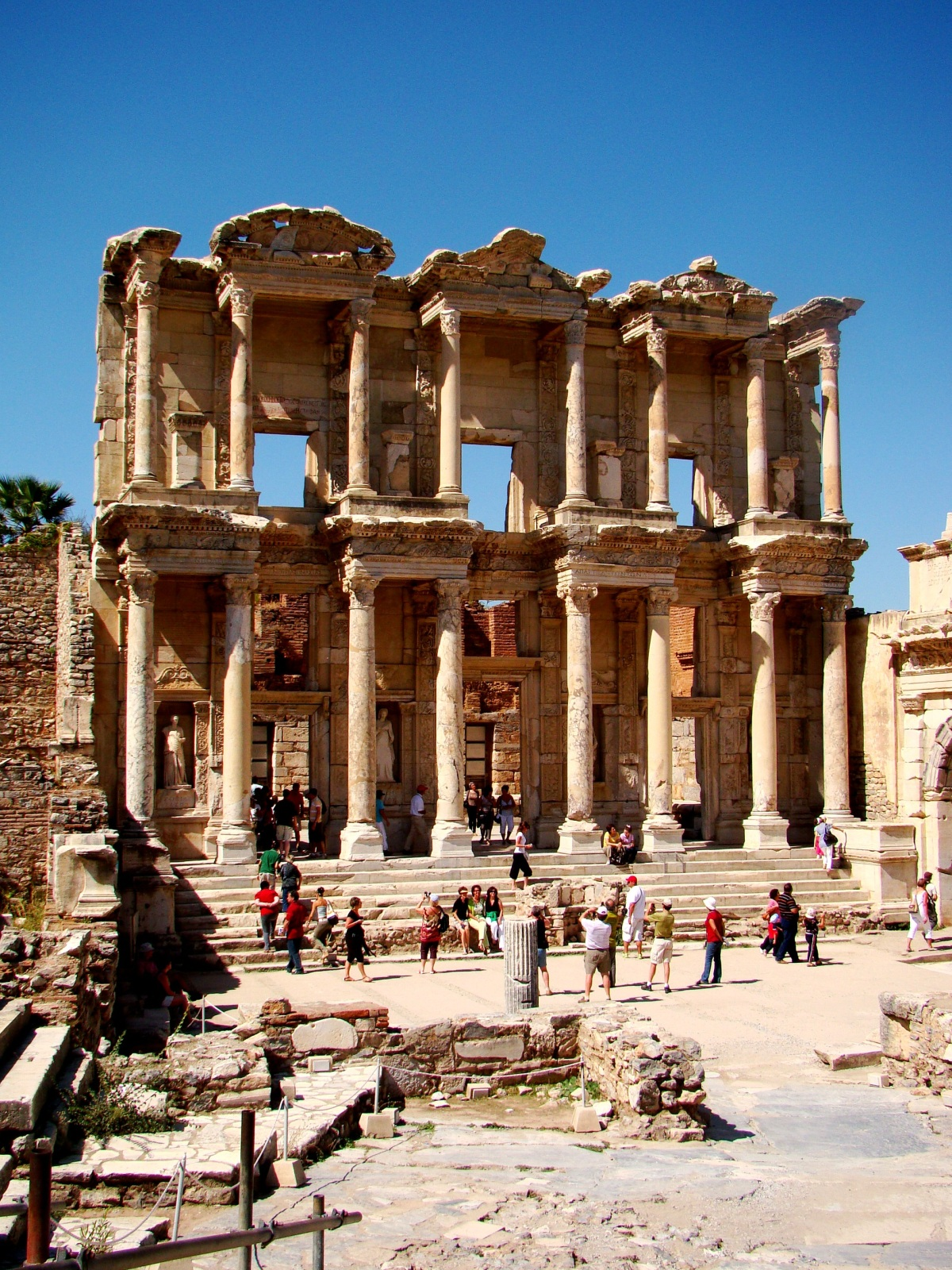 The Library of Celsus inEphesus
