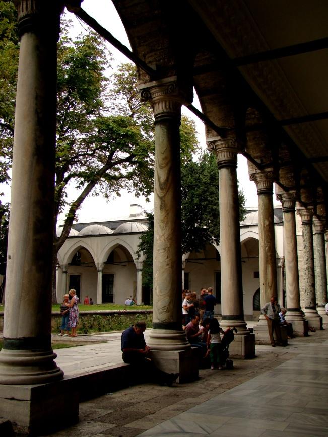 Hallway of the Conqueror's Pavillon