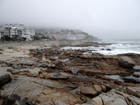 Misty Sea Point (