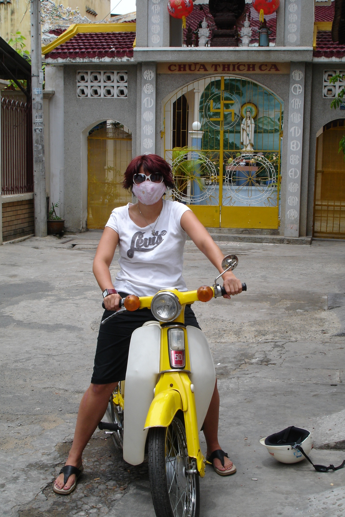 Surviving My 3 Motorbike Accidents in Ho Chi Minh City