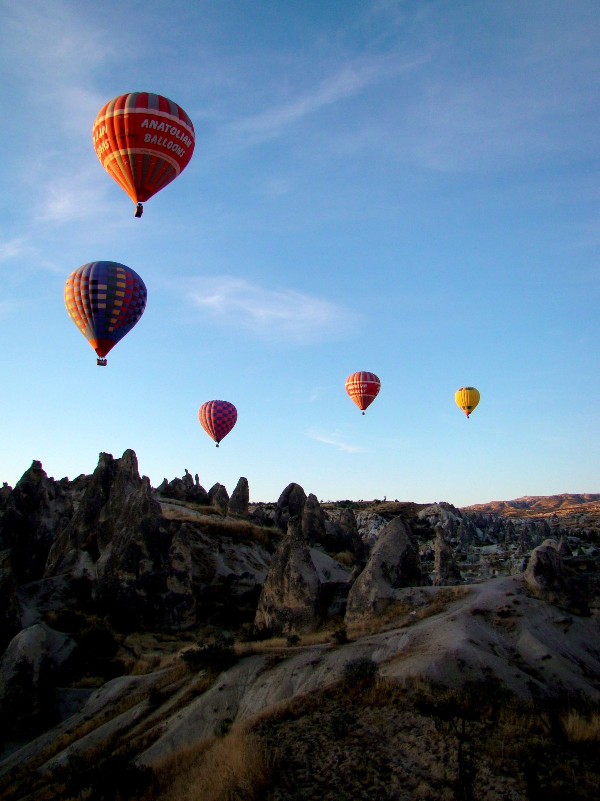 The number ONE way to experienceCappadocia