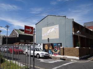 Woodstock, South-Africa, street art walking tour