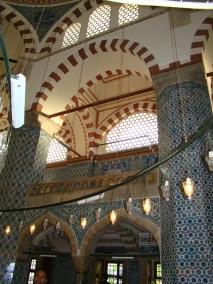 Istanbul's tranquil Süleymaniye Mosque