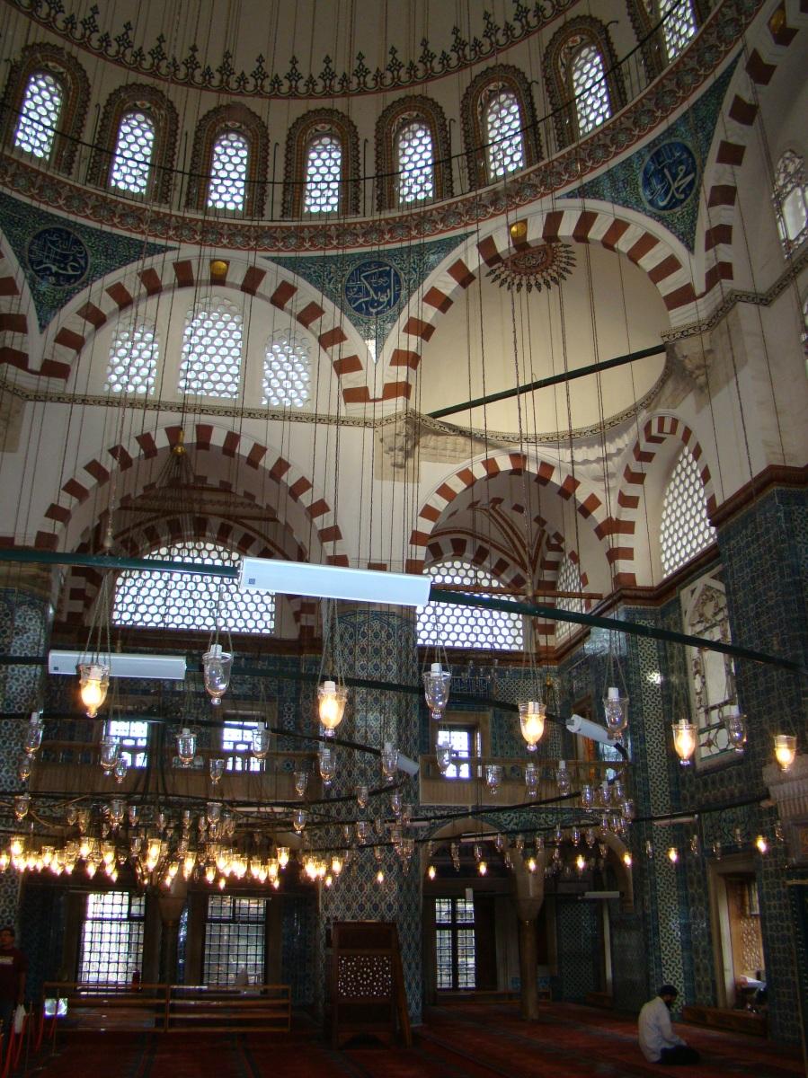 Istanbul S Tranquil S 252 Leymaniye Mosque Janaline S World