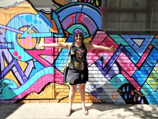 Woodstock, South-Africa, Street Art