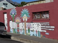 Woodstock, South-Africa, Street Art