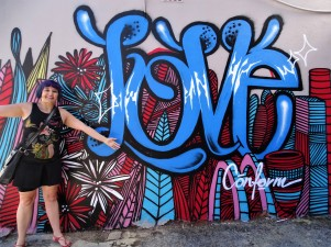 Woodstock, South-Africa, street art walking tour