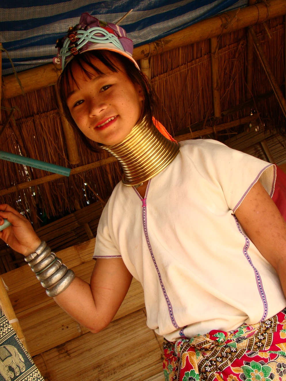 Thailand's Long Neck Women