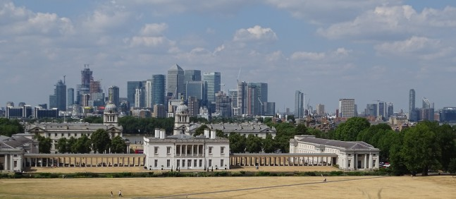 Greenwich Meridian Line