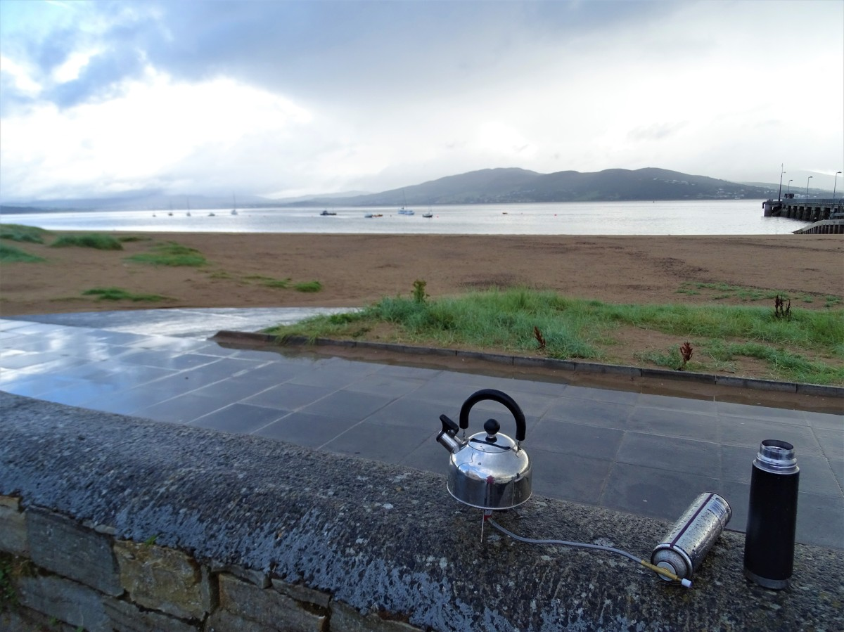Why I Walk to Explore places like Rathmullan in Ireland