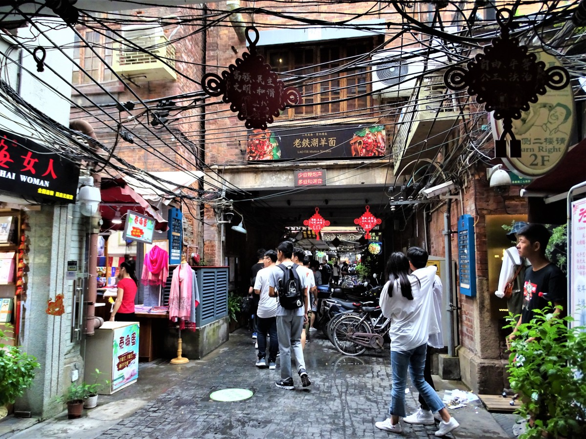 Why you should explore this Unique Alley in Shanghai