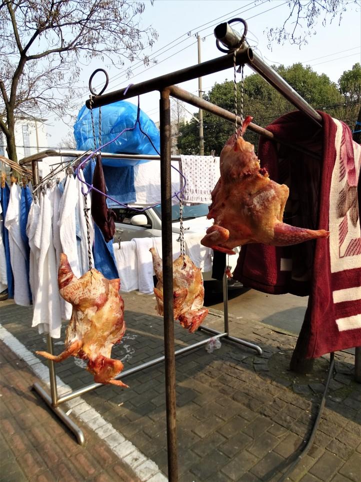 Reason #1 To be Vegetarian in China.
