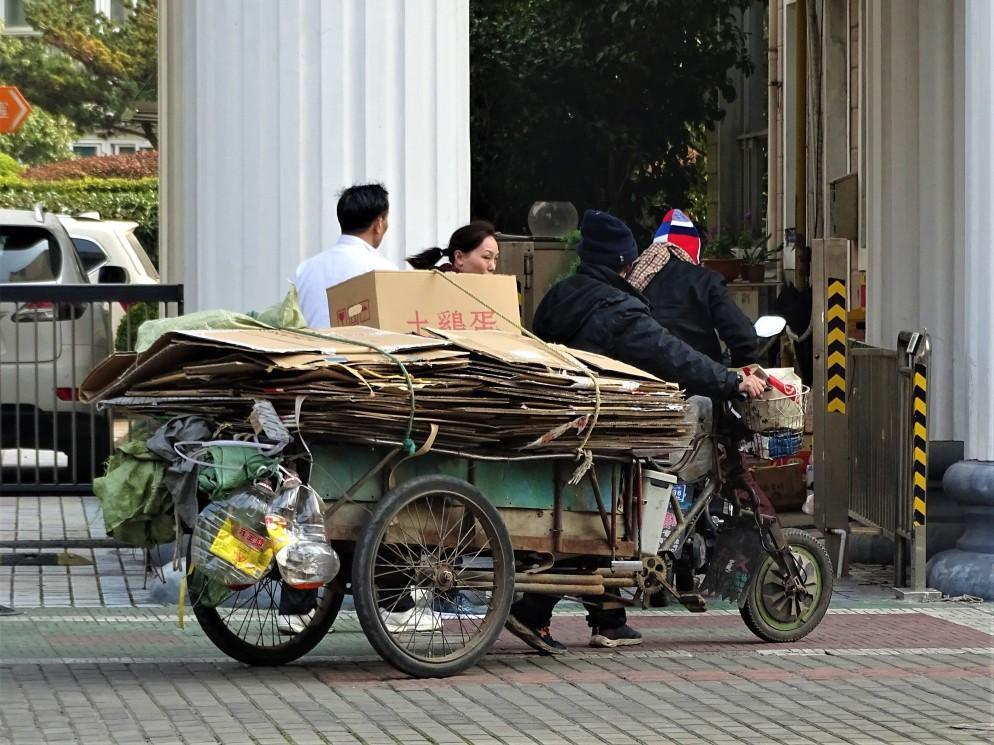 Living in Shanghai, China