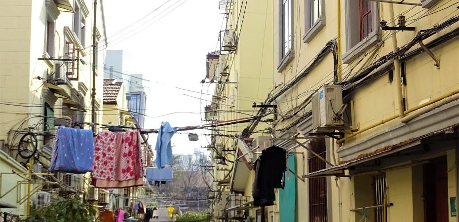 Gritty Alleyways of Yuyuan